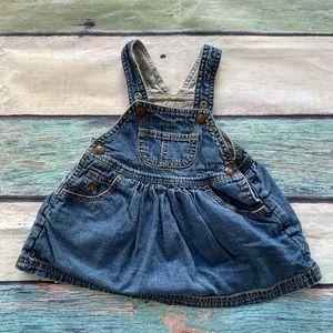 Baby Gap Overall Dress